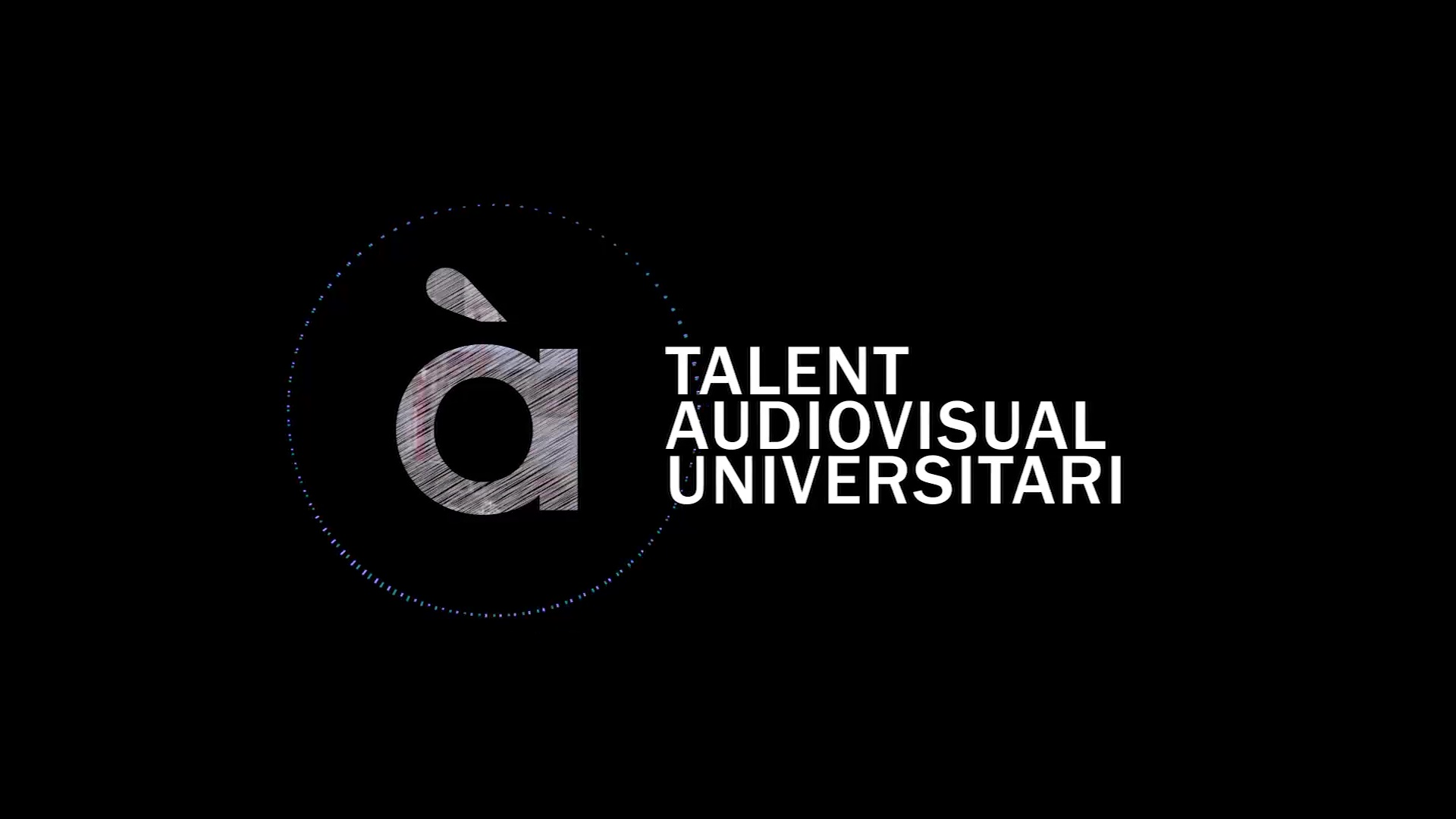 Talent Audiovisual Universitari - Conferència de Francesc Escribano